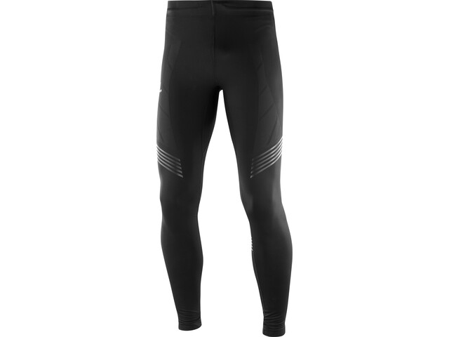 Salomon Support Pro Tights Men black